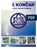 Distributive Transformers