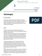 Histologia - Anatomia Patológica - Pathologika