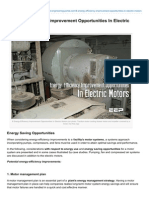 8 EnergyEfficiency Improvement Opportunities in Electric Motors