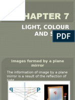 CHAPTER 7 Light, Sight and Colour