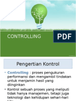 11 Controlling