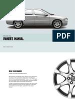 S60 Owners Manual MY08 en Tp9489web