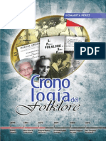 Libro Cronología del Folklore