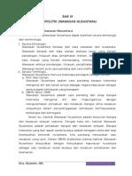Bab Ix Geostrategis (Wawasan Nusantara)
