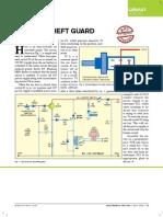 Car AnTi-ThefT Guard