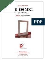 ID-180 LF 125KHz RFID Long Range Reader