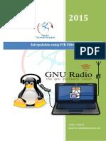Interpolation in GNU Radio