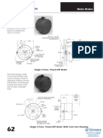 Inertia Dynamic Motor Brake Specsheet