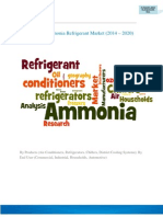 Global Ammonia Refrigerant Market