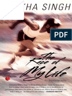 The Race of My Life by Milkha Singh and Sonia Sanwalka