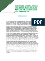 3er Informe de Paviemntos