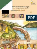 Vallabhi Shegaonkar's Illustrations for the #6FrameStoryChallenge