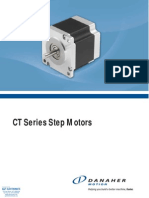 Kollmorgen CT Series Step Motors Catalog