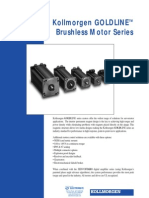 Kollmorgen Motor Series Catalog