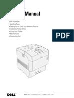 Dell 5100cn Service Manual