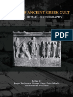 Aarhus University Press Aspects of Ancient Greek Cult, Context Ritual and Iconography (2009)