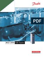DANFOSS - Soft Starters Linha MCD3000