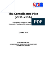 CLE Consolidated Plan2011-2016