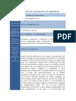 Pachakuti Undergroud. Indianismo y Ciencia Politica en Bolivia