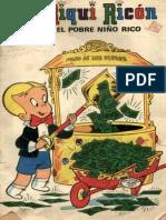 (Cuentos Infantiles Original) Comic Historieta Riqui Ricon Mexico Ed Novaro (by Diponto)
