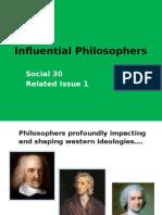 ss30-1 ri1 influencial philosophers