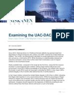 Examining the UAC DACA Link2