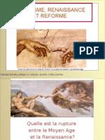 Humanisme, Renaissance Et Reforme