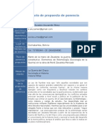 Marte de La Mano de Zavaleta. Elementos de Polemología en La Obra de Zavaleta Mercado
