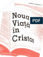Noua Viaţă în Hristos, Curs 1, book 4/6