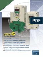 WEG - Manual CFW-09_V3.1