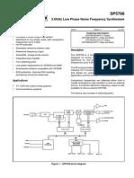 zarlink_SP5768_JAN_01.pdf