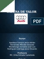 Cadena de Valor Audi Final