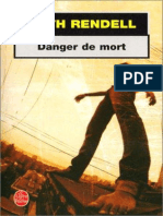 Ruth Rendell - Danger de Mort