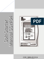 WEG - SoftStarter SSW04