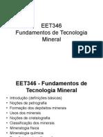 Fundamentos de Tecnologia Mineral