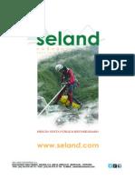 Catalogo SELAND CAÑONES 2014