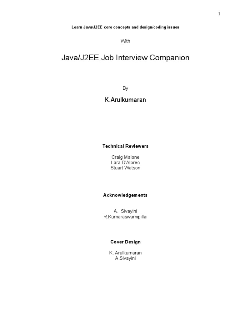 Java role in the development of the internet of things codespring - Good Java J2ee Interview Questions Inheritance Object Oriented Programming Method Computer Programming