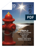 Spanish UWP Fire Hydrant Brochure Single Pages (2)