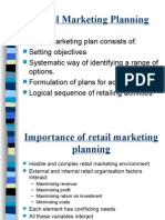 UNIT 2.3 Retail Planning