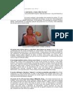 Texto Sobre Leitura [Do Jornal Le Monde]