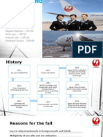 Japan airlines turnaround