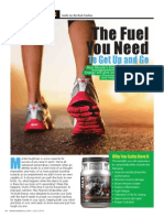 "[ENDUROMAX & VIT-ACELL ENERGY]  ""The Fuel You Need To Get Up and GO!"""