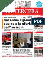 Diario La Tercera 10.02.2015