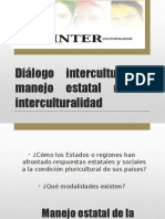 Diálogo Intercutlural