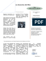 The Little French eBook's Newsletter/Los Nuevos Lanzamientos