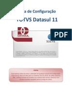 Guia de Configuracao - Datasul 11.5.2