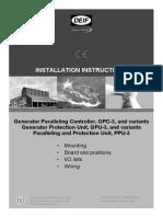 ML-2 Installation Instructions 4189340582 UK