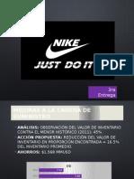 Cadena de suministro NIKE