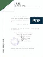 1989_04_01 Nombramiento Nacional de Delegado Provincial de FFJJE en La Coruña