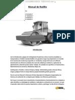 Manual Rodillo Compactador Series Ca250 Dynapac